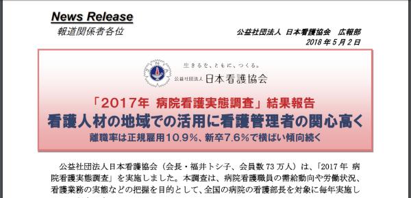 公益社団法人 日本看護協会Webサイト